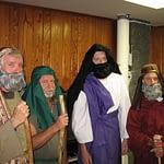 4 wise men
