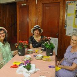 airy grove tea party
